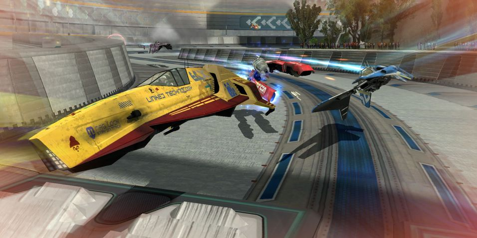 Dato for Wipeout HD