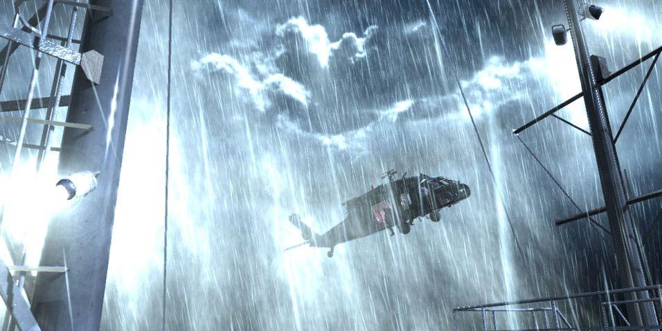 Skjermbilde fra Call of Duty: Modern Warfare