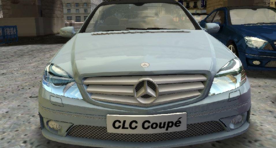 Test gratis Mercedes-spill