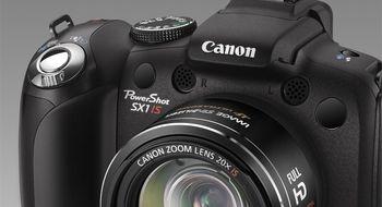 Fem kompaktmodeller fra Canon