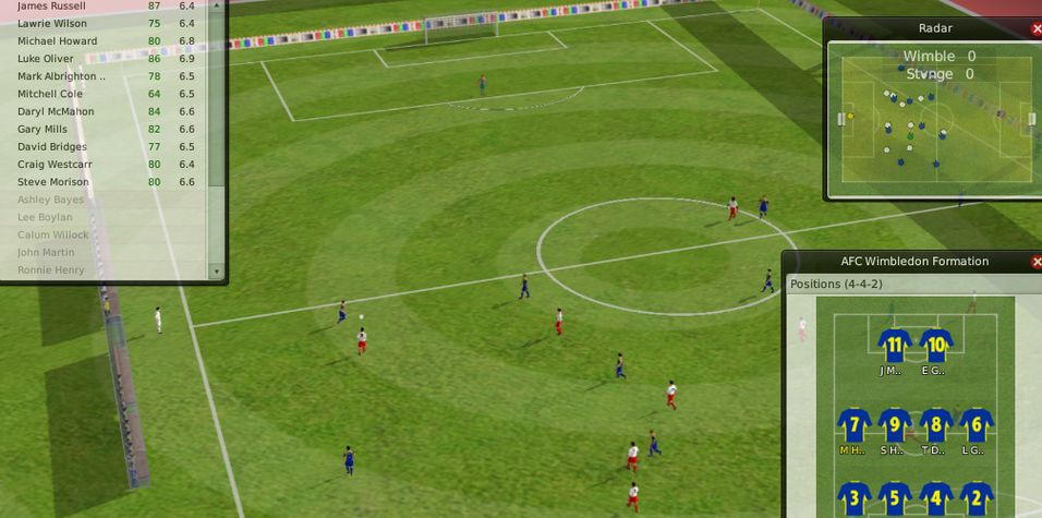 INTERVJU: Football Manager 2009