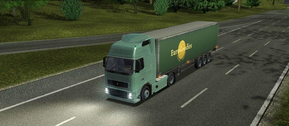ANMELDELSE: Euro Truck Simulator