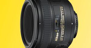Nikon 50mm f/1.4 AF-S