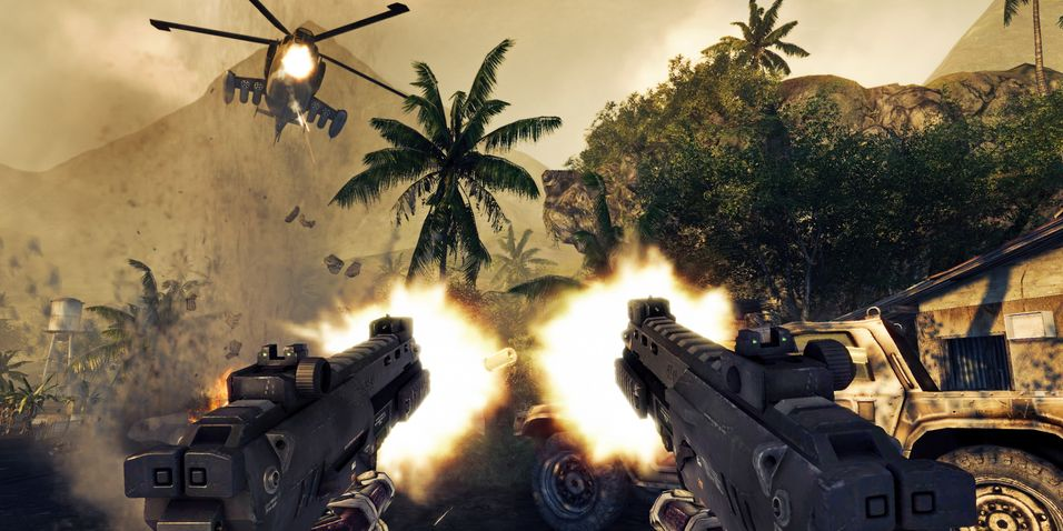 ANMELDELSE: Crysis Warhead
