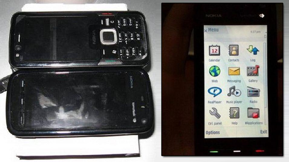 Dette er noen av bildene som har versert av Nokia Tube så langt.