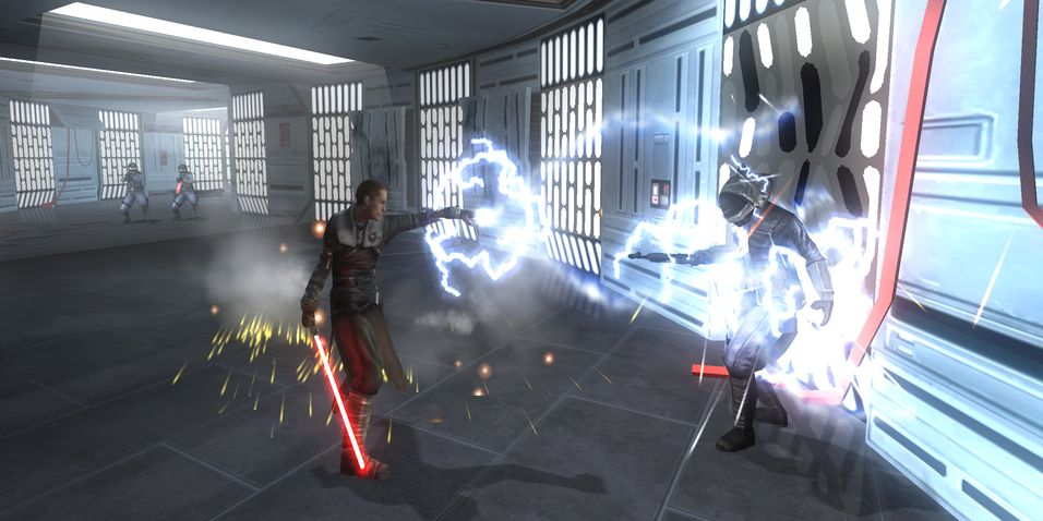 ANMELDELSE: Star Wars: The Force Unleashed