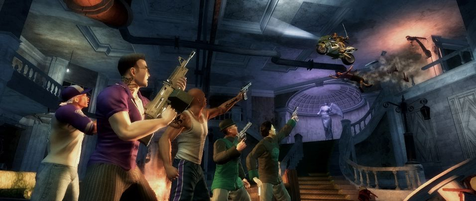 SNIKTITT: Saints Row 2