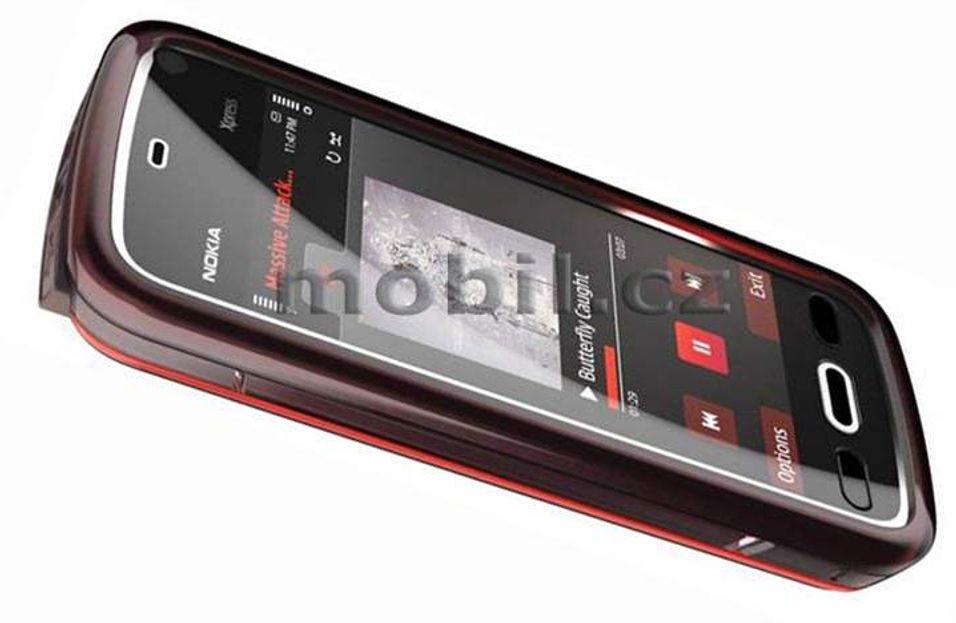 Dette hevdes å være et pressefoto fra Nokia.
