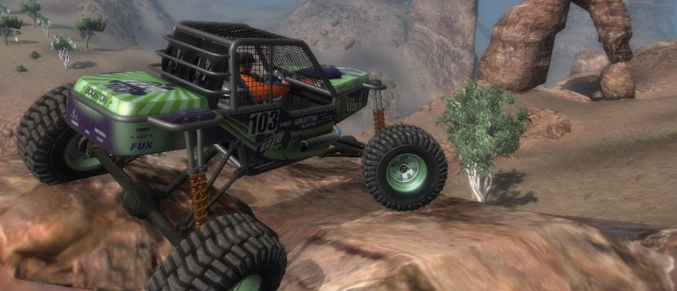 Motormax: Offroad Extreme