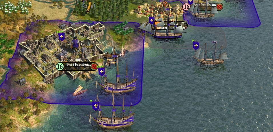 ANMELDELSE: Civilization IV: Colonization