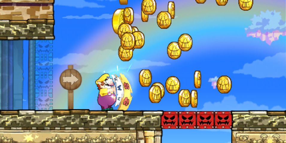 ANMELDELSE: Wario Land: The Shake Dimension