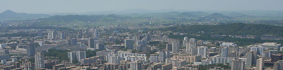 3G - nå snart også i Pyonyang.