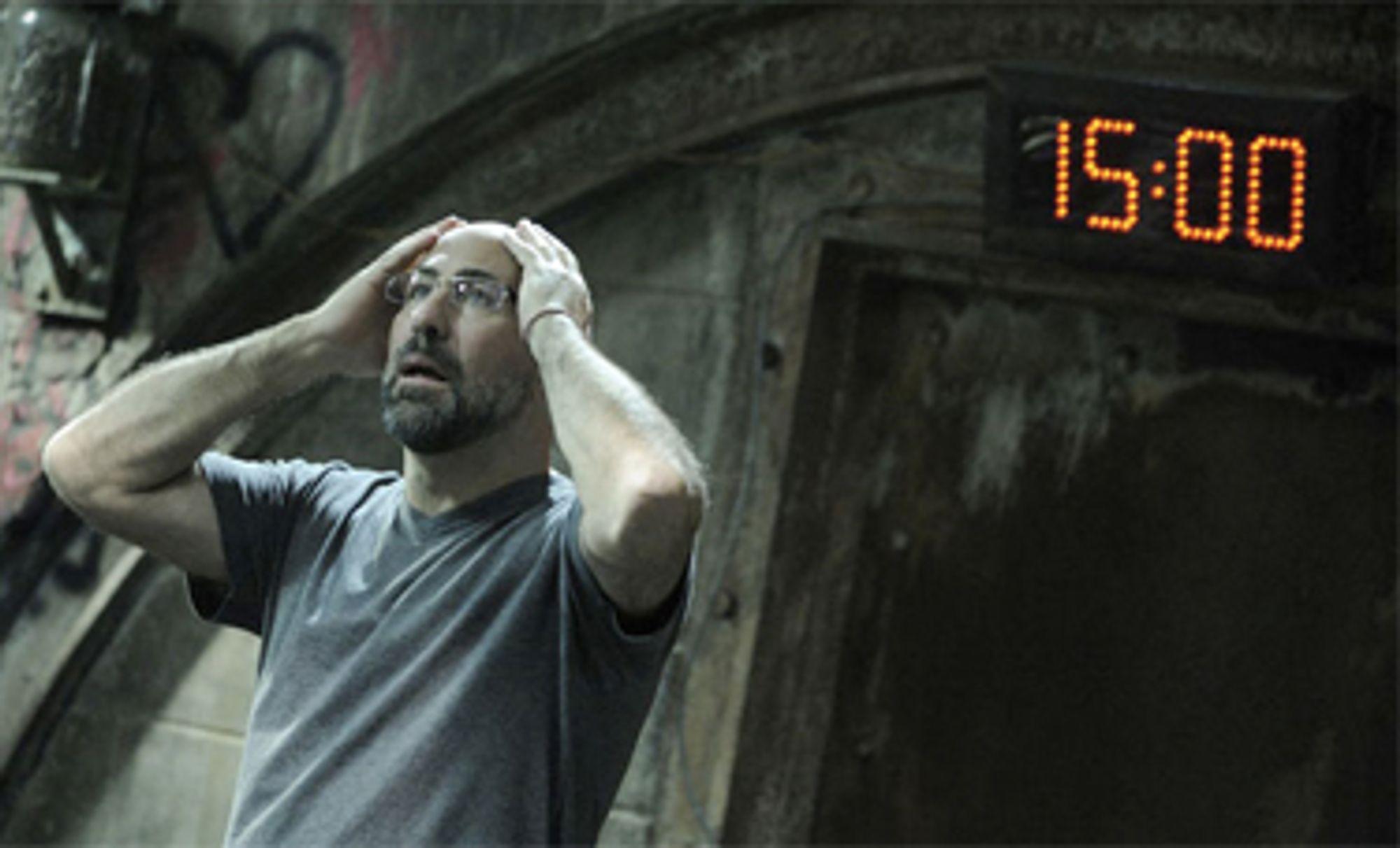 Det blir en kamp med tiden også i den femte Saw-filmen.
