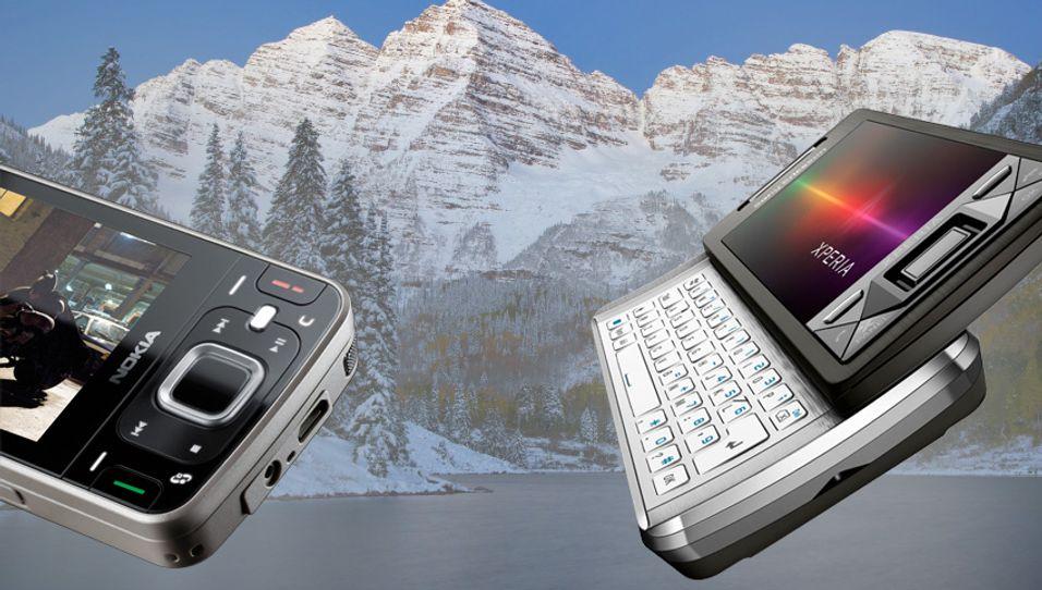 Her er de nye oktober-mobilene