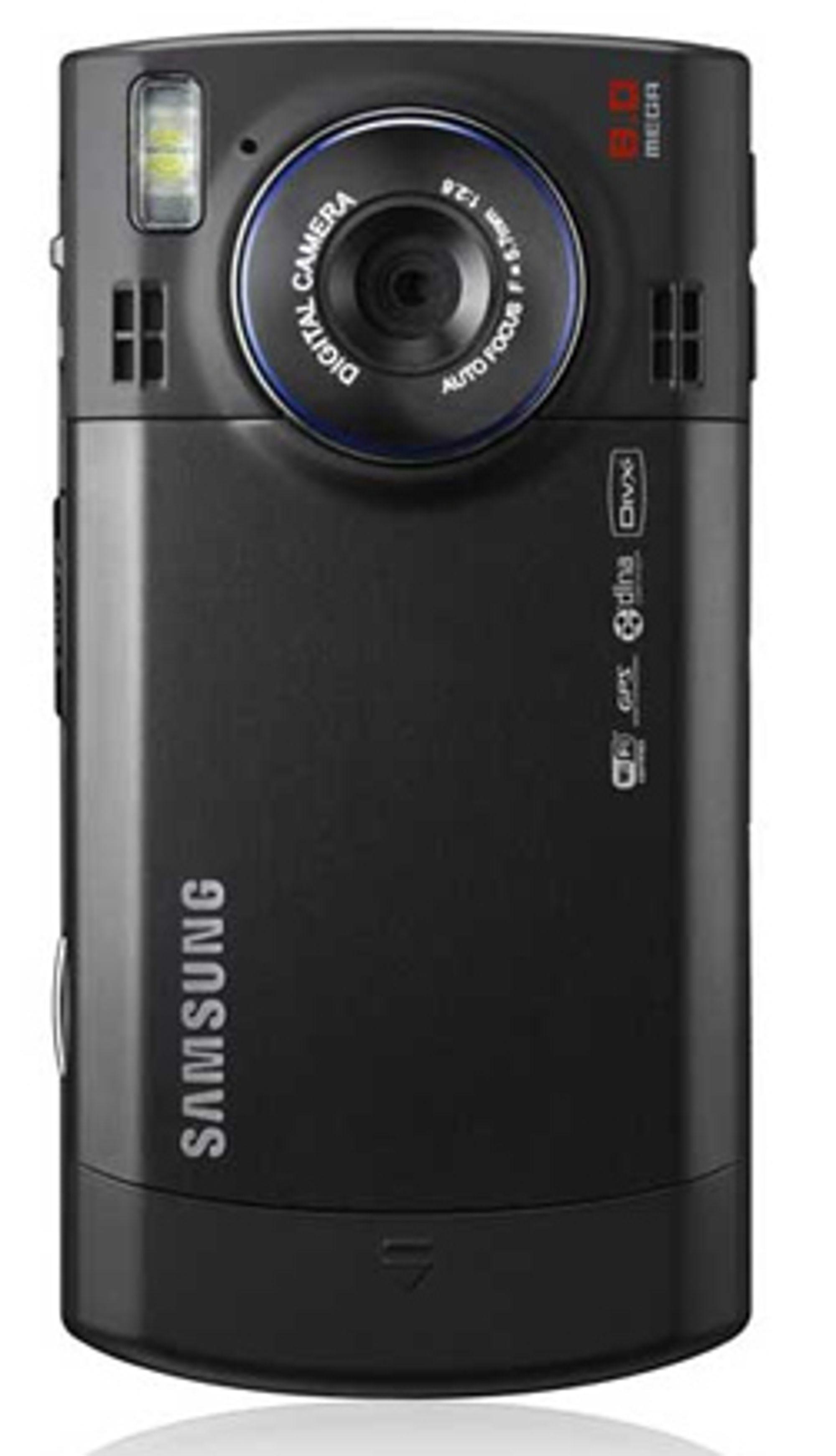 Kameraet har åtte megapikslers oppløsning.