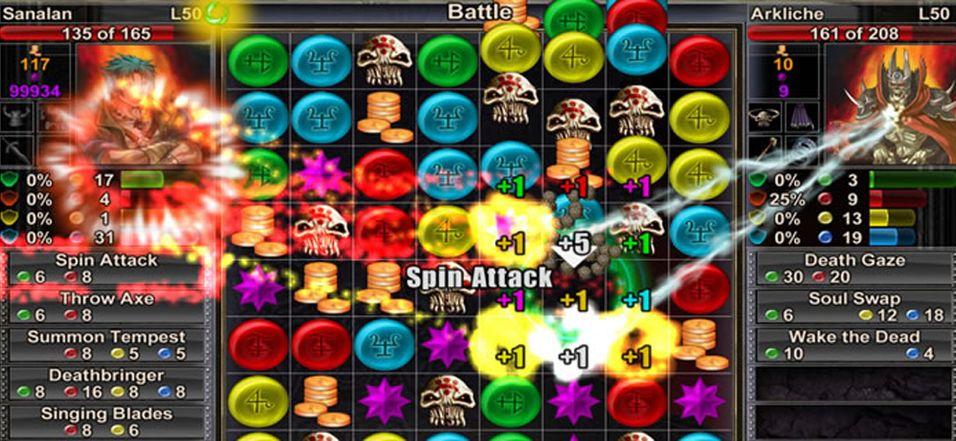 Puzzle Quest til PS3