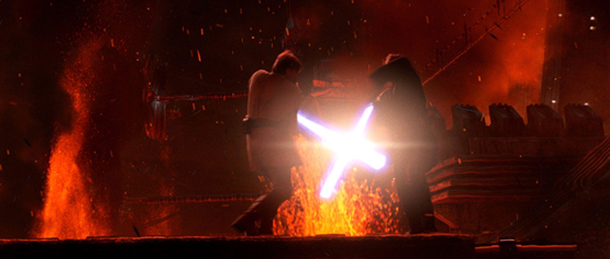 Jedi-religion har en klar formening om godt og ondt.