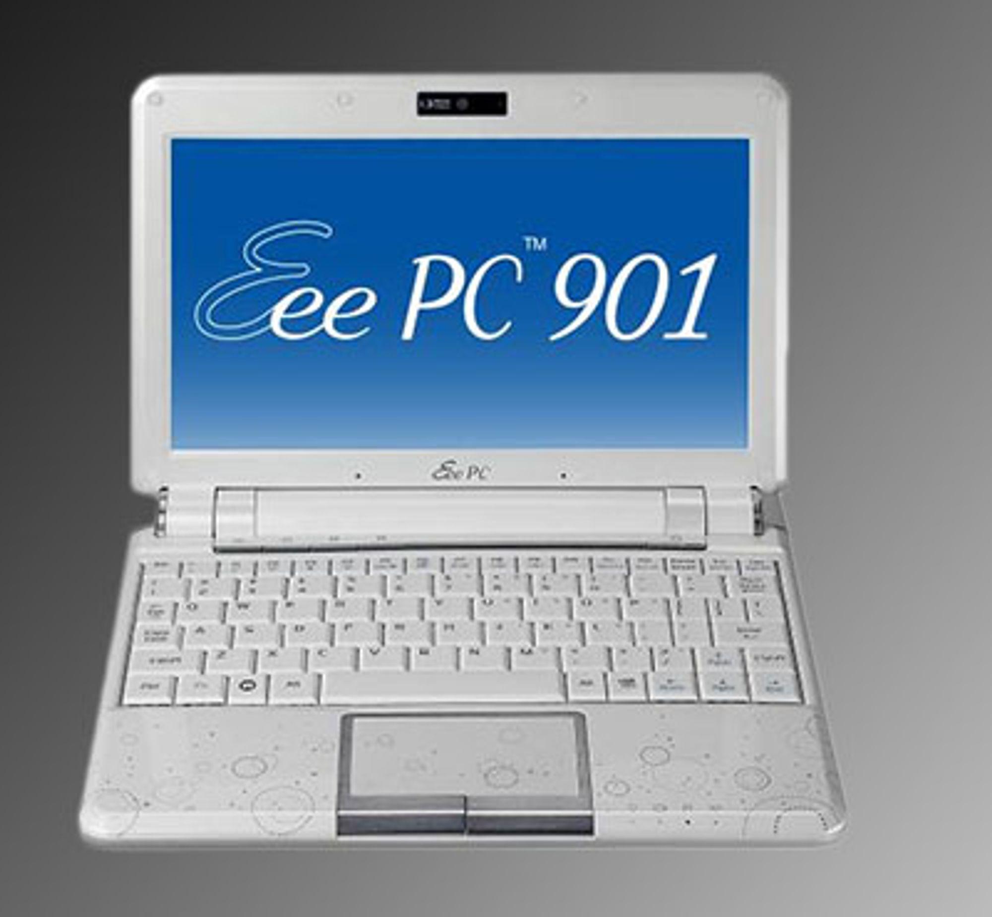 Lekkert design på Asus sin nye nett-PC