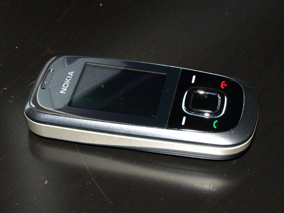 Nokia 2680 er en billig telefon med godt innhold.
