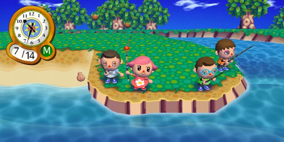 Animal Crossing i desember