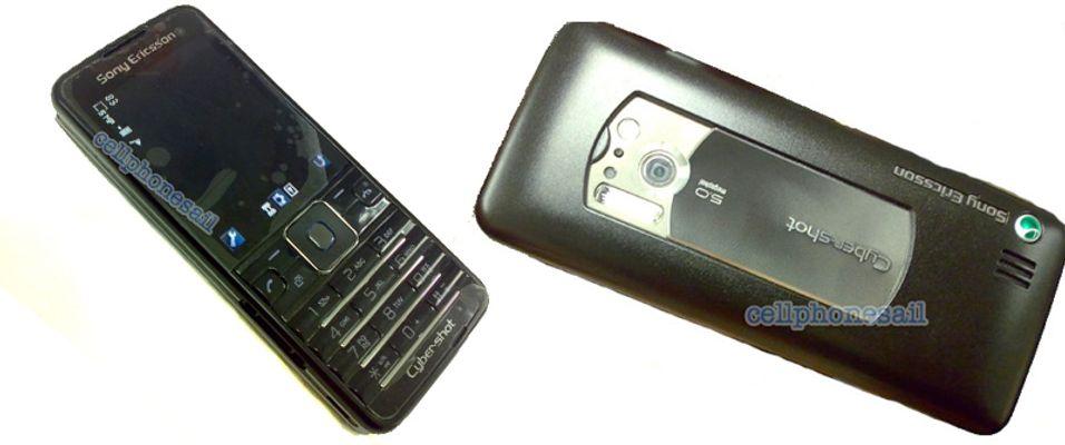 """Dette skal være Sony Ericsson """"Kate""""."""