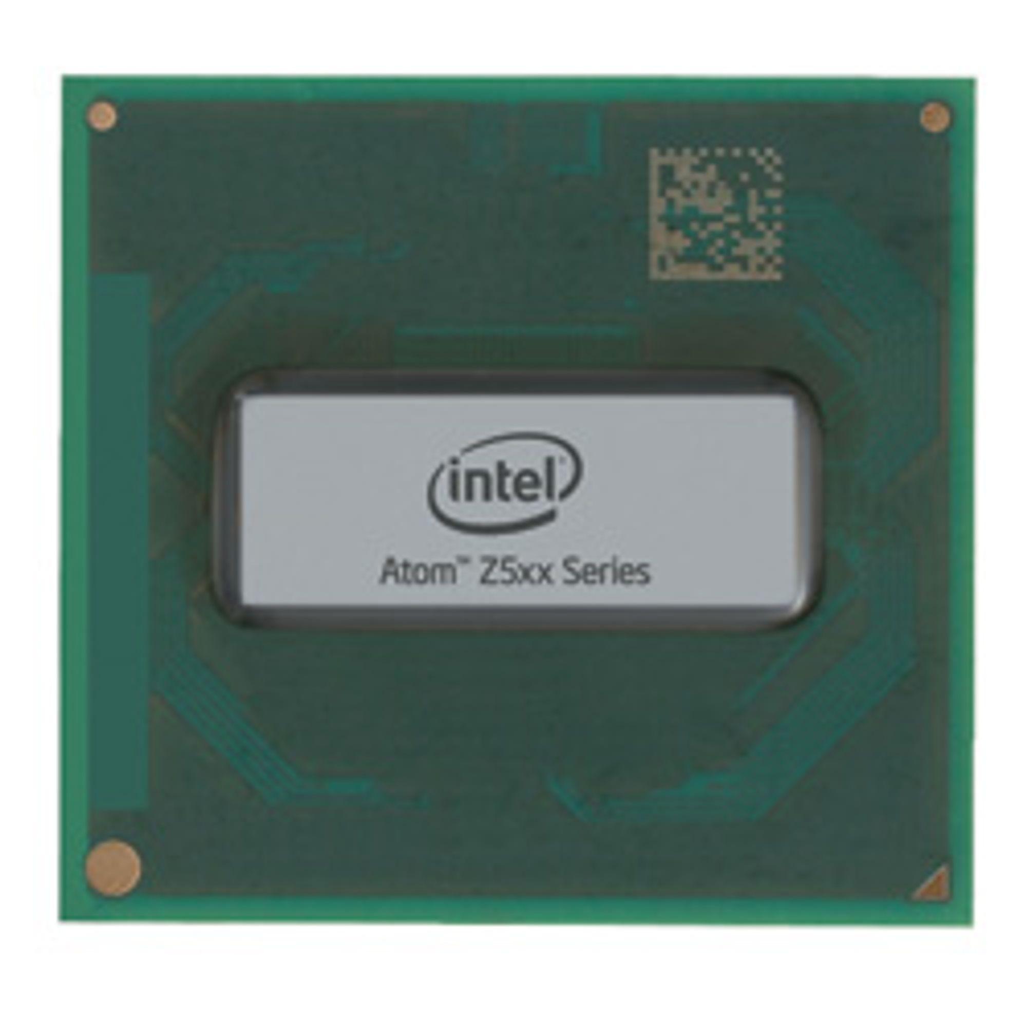 Ingen flere Atom-prosessorer før neste år. (Foto: Intel)