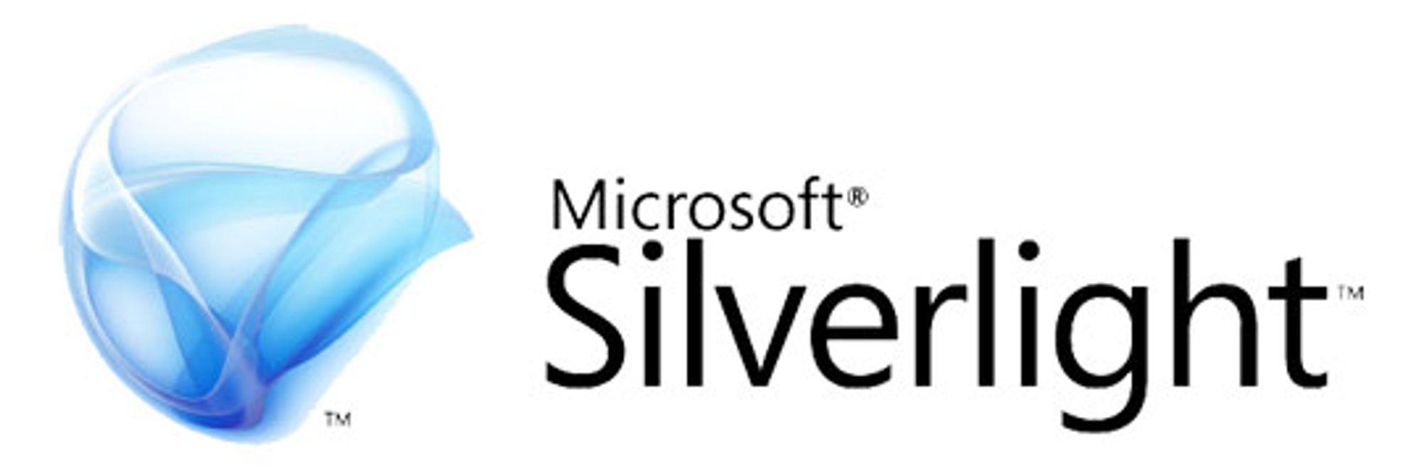 TelenorSilverlight-logoen. Bilde: Microsoft.
