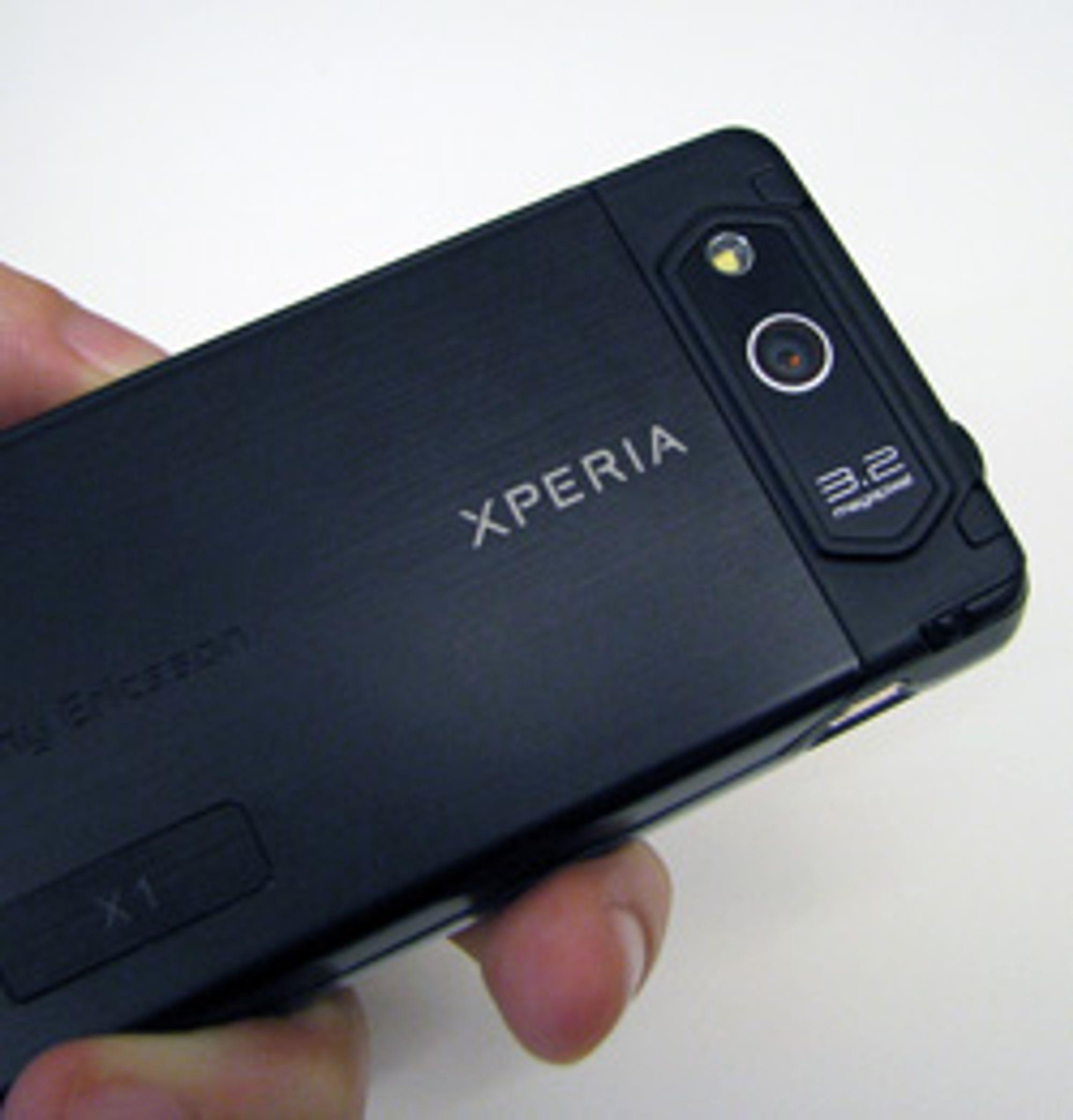 Kameraet til X1i.
