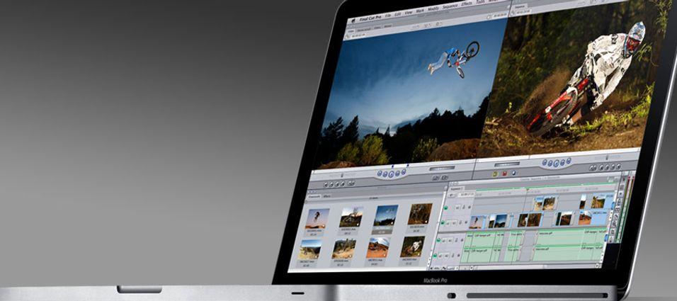 Den store Macbook-dagen