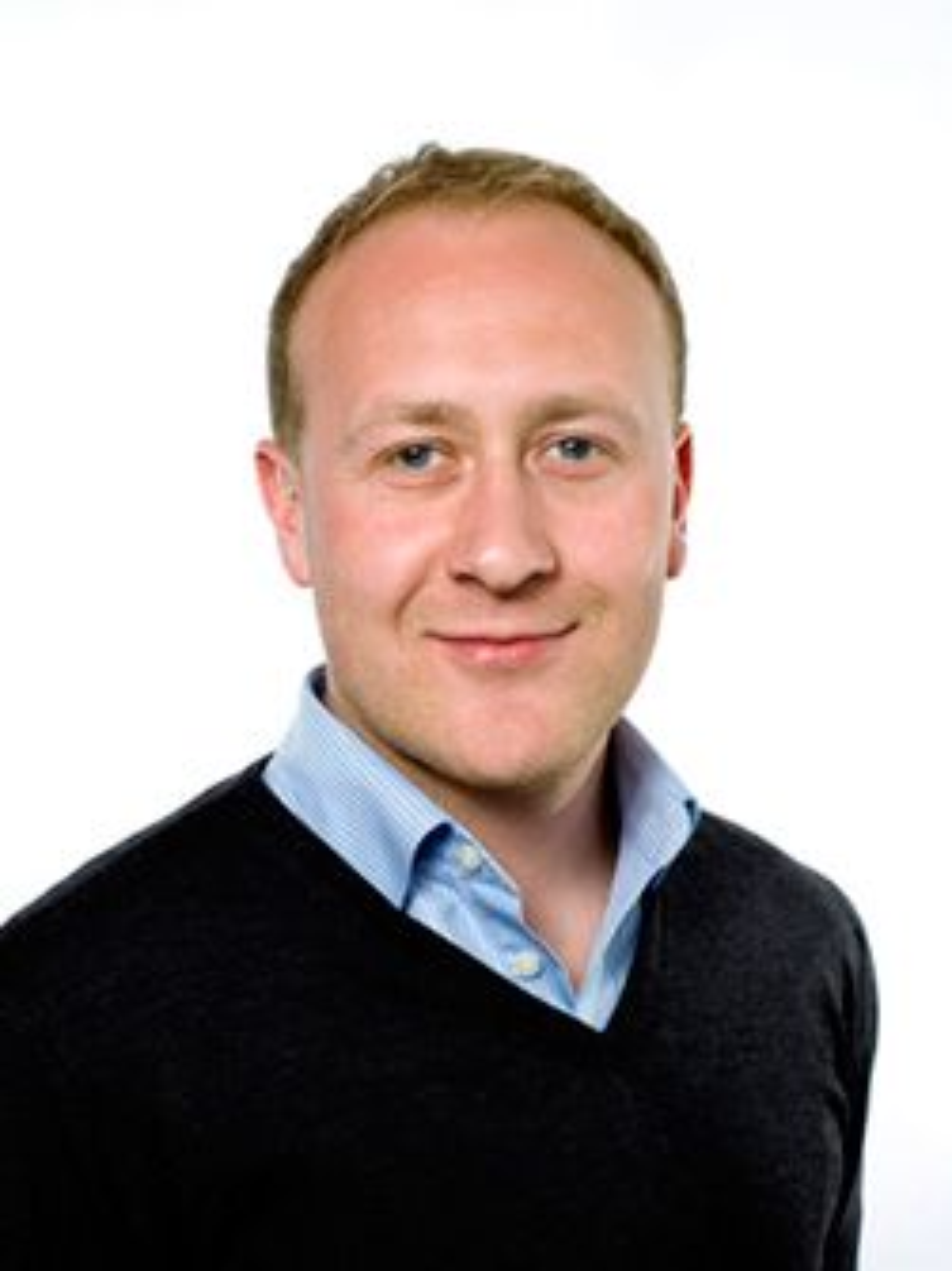 Øyvind Vederhus, kommunikasjonssjef i Netcom.