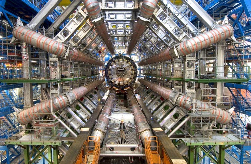 INTERVJU: På jobb for CERN