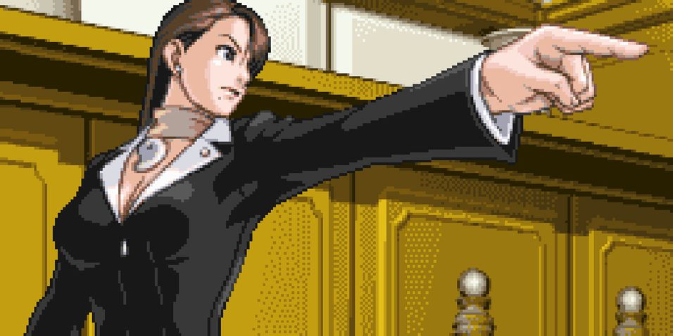 ANMELDELSE: Phoenix Wright: Ace Attorney Trials and Tribulations