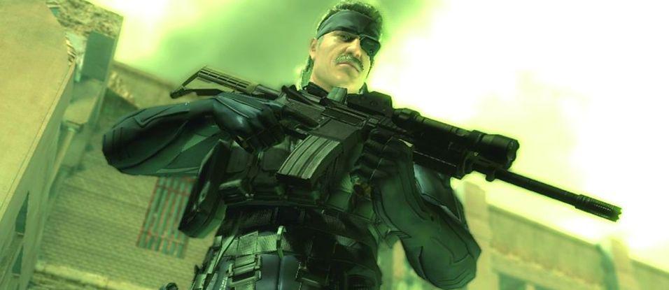 Metal Gear Solid 4 til 360?