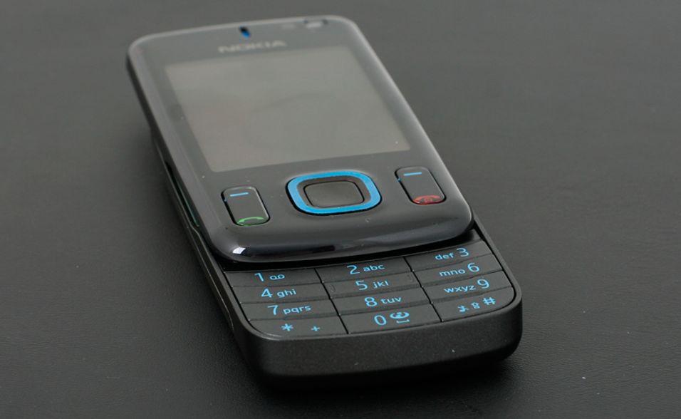 Nokia 6600 Slide leverer gjennomgående kvalitet.