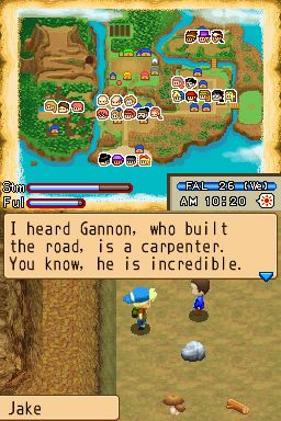 Harvest Moon: Island of Happiness