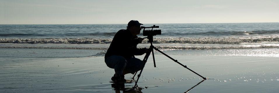 Kamera på egne ben
