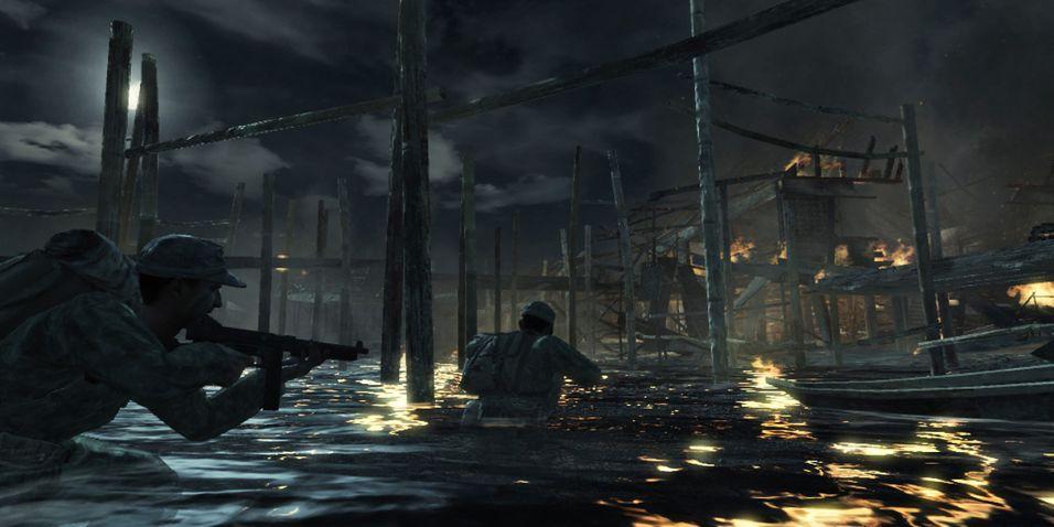 Nye Call of Duty 5-betanøkler delt ut