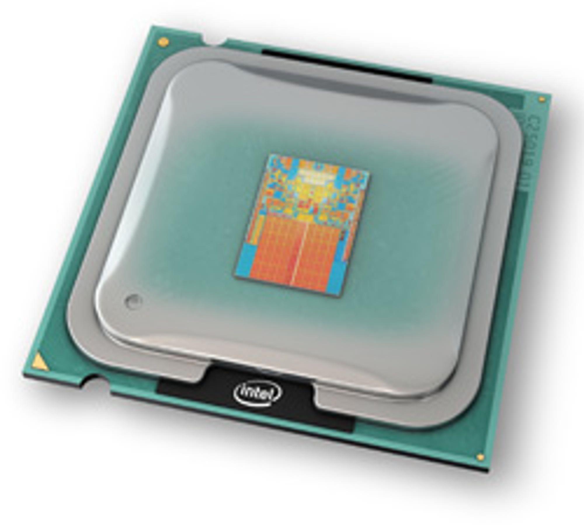 Intel kutter prisene igjen. (Foto: Intel)