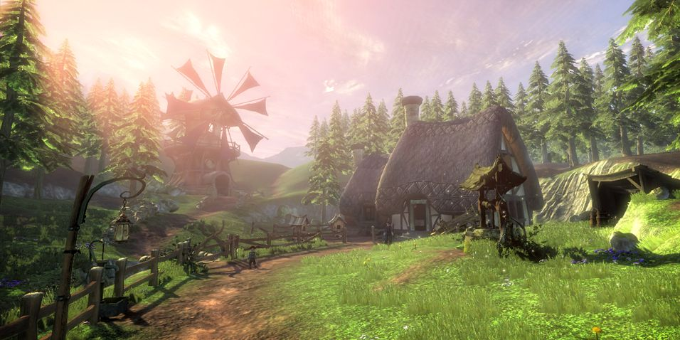 ANMELDELSE: Fable 2