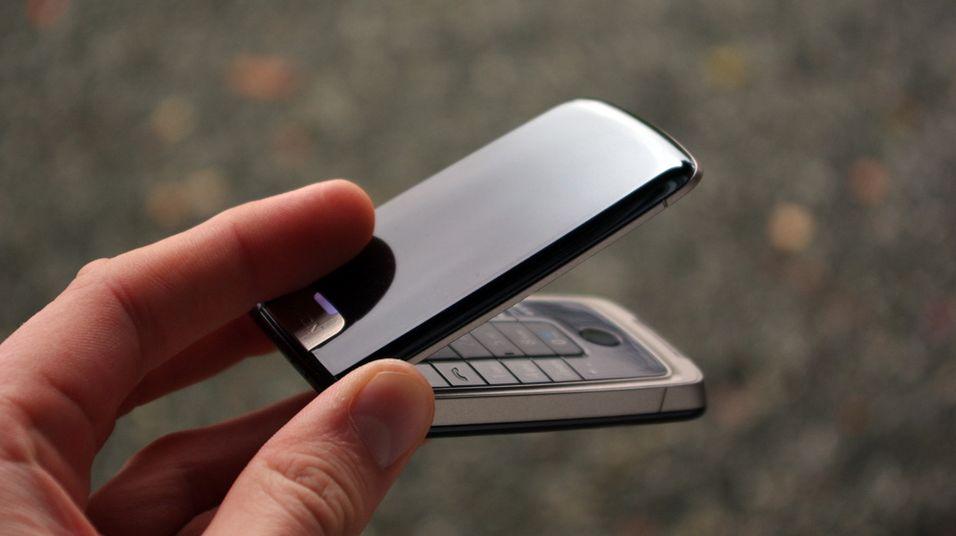 TEST: Nokia 6600 Fold