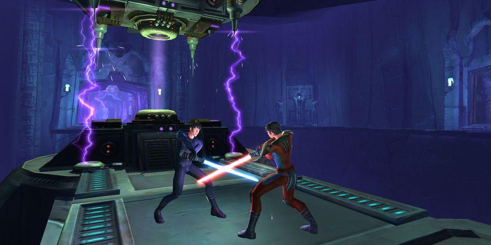 Bioware annonserer Star Wars-MMO