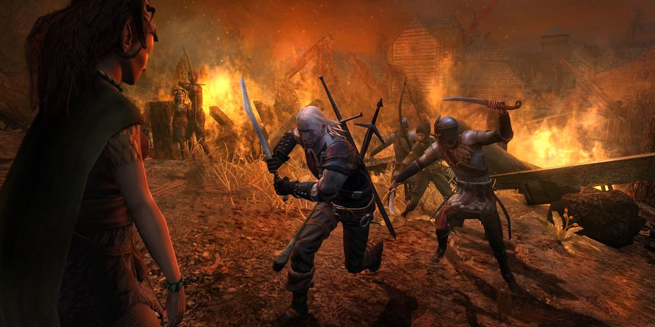 ANMELDELSE: The Witcher: Enhanced Edition