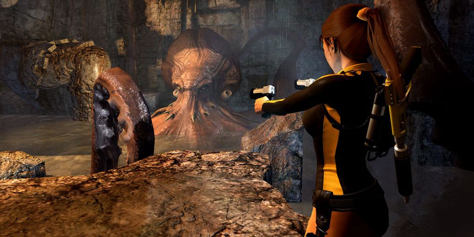 SNIKTITT: Tomb Raider: Underworld