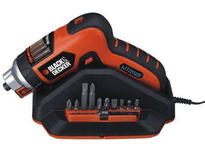 Black & Decker Kompakt skrutrekker AS36LN