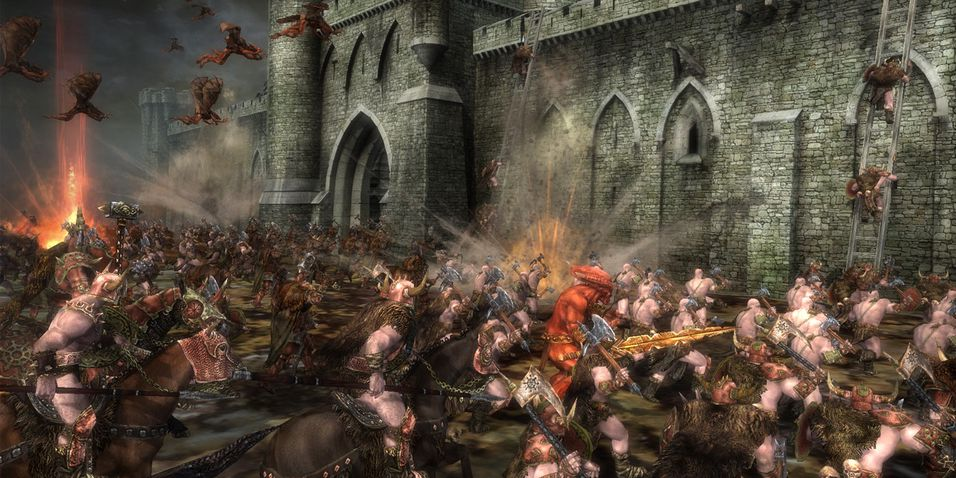 ANMELDELSE: Warhammer: Battle March