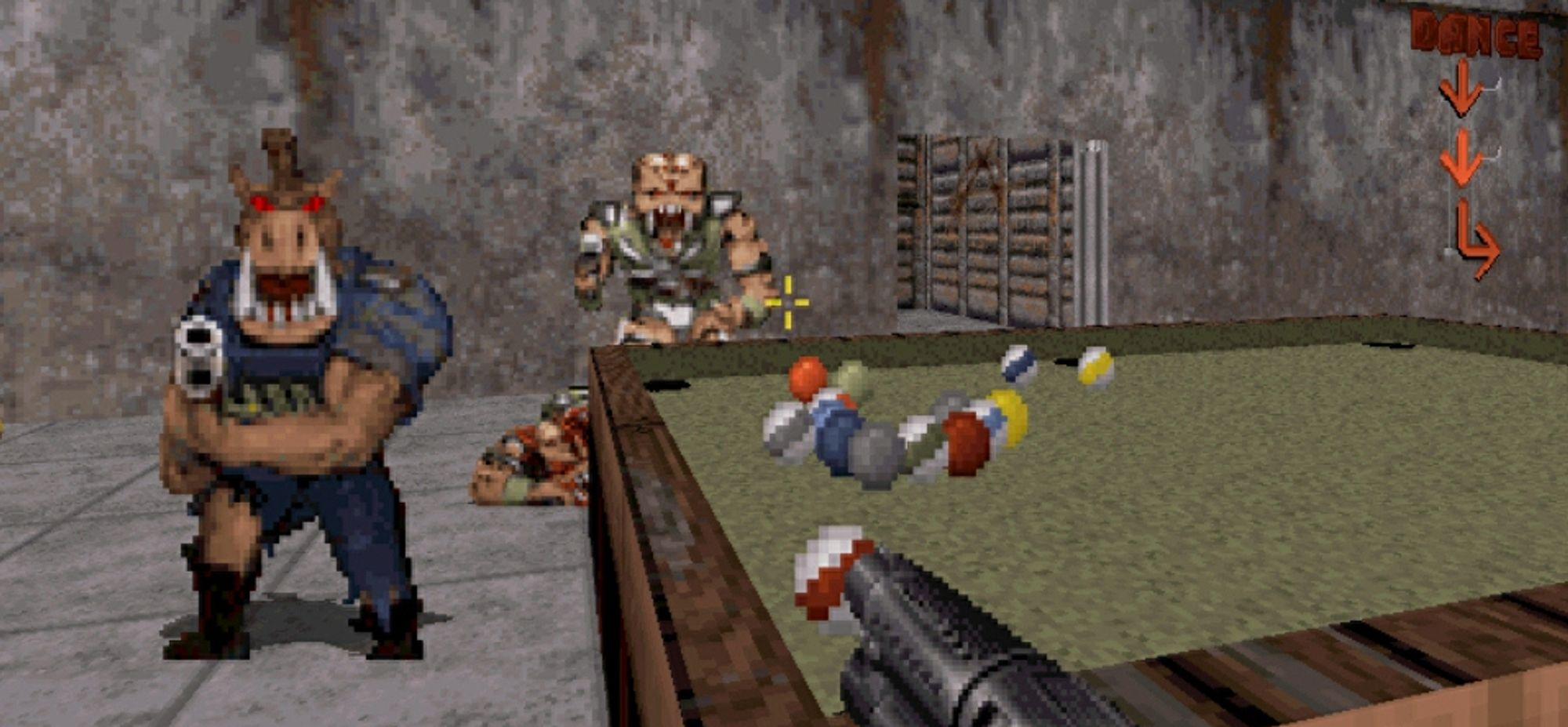 ANMELDELSE: Duke Nukem 3D