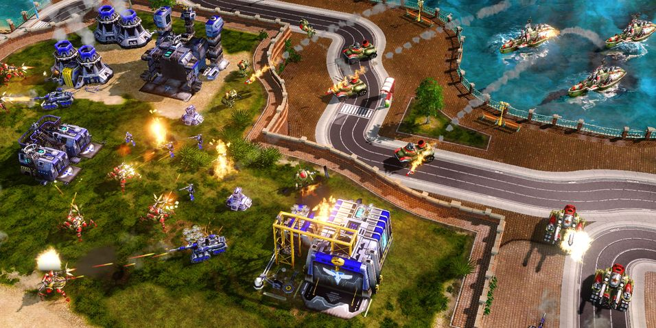 ANMELDELSE: Command & Conquer: Red Alert 3