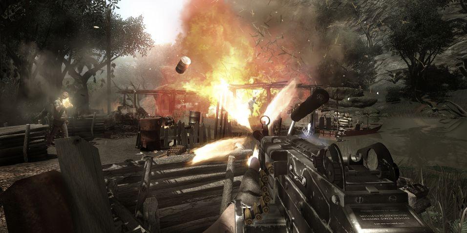 ANMELDELSE: Far Cry 2
