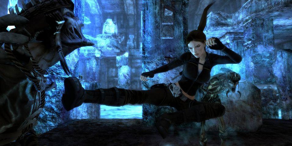 Tomb Raider-demo på Xbox Live