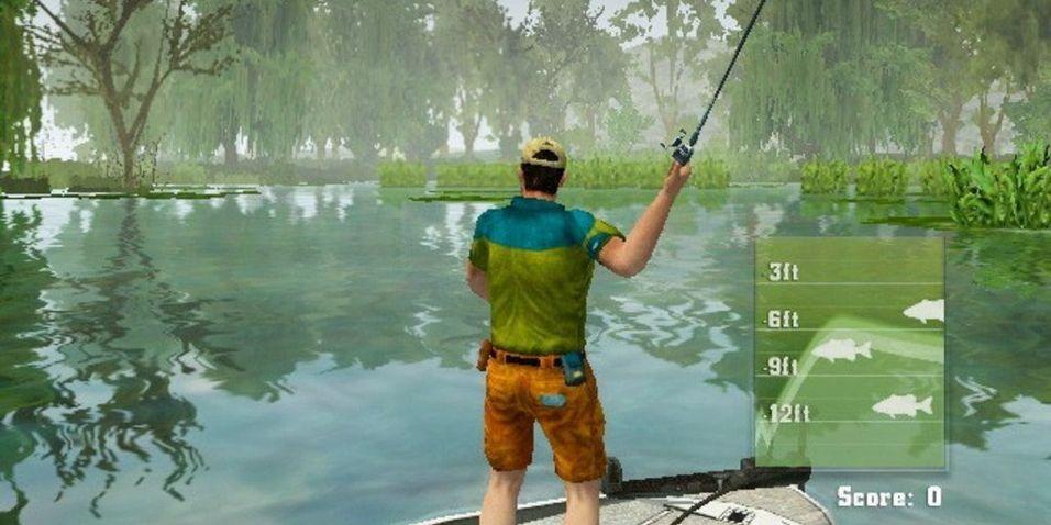 ANMELDELSE: Rapala's Fishing Frenzy